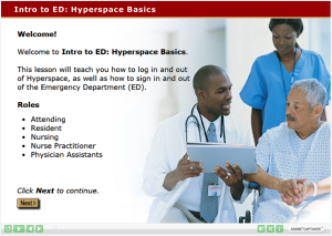 Intro to ED: Hyperspace Basics
